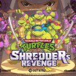 tartarugas ninja shredder's revenge