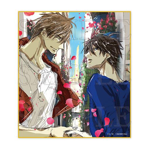 Dakaichi filme cartão ilustrado Aniplex