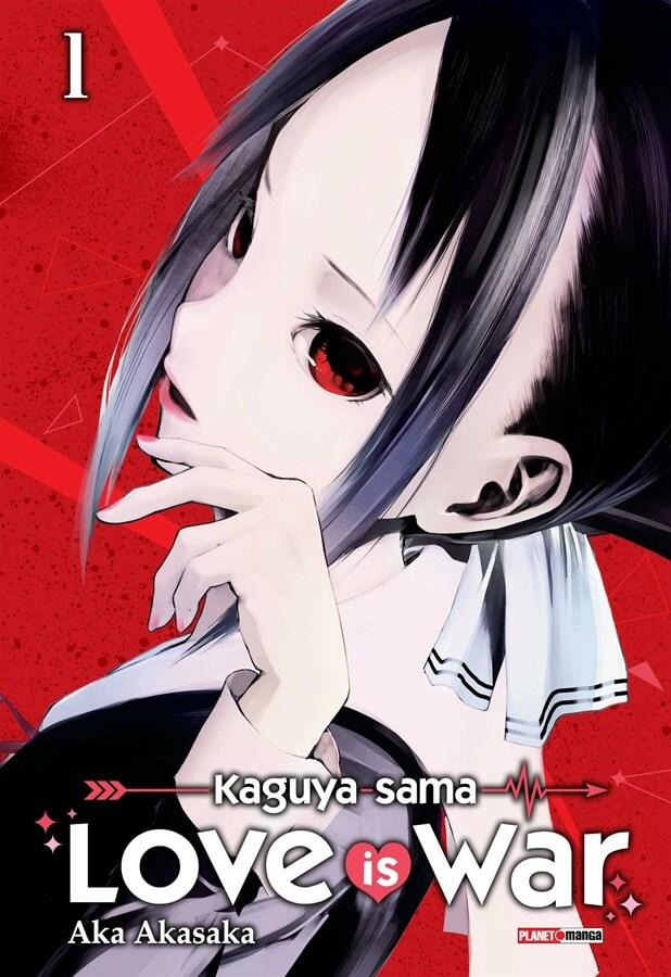 Kaguya-sama - Love Is War Mangá