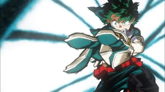 Boku no Hero Academia 5ª Temporada
