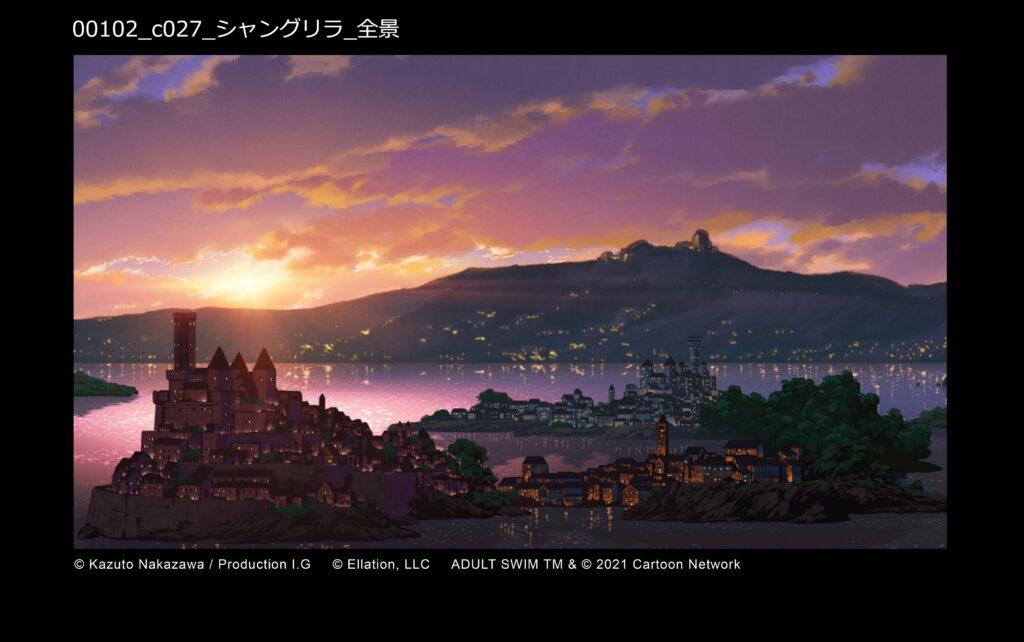 Fena: Pirate Princess cenário 1