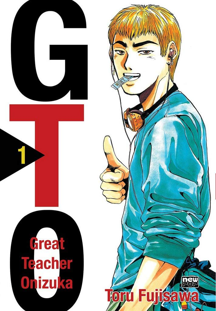 GTO Volume 1