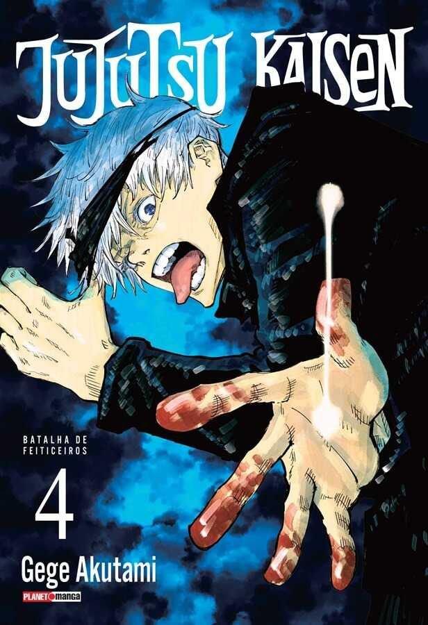 Jujutsu Kaisen 4 volume