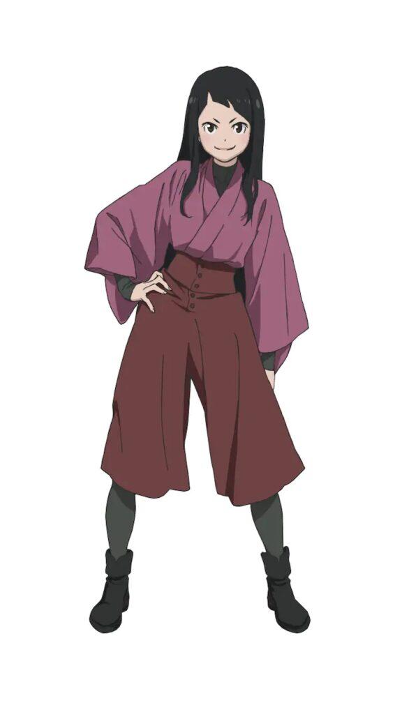 Personagens: Karin