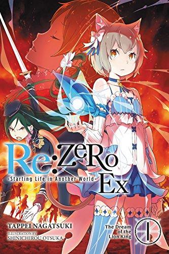 Re:Zero Ex Novel
