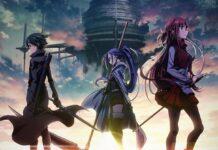 sword Art Online Progressive Aria of Starless Night