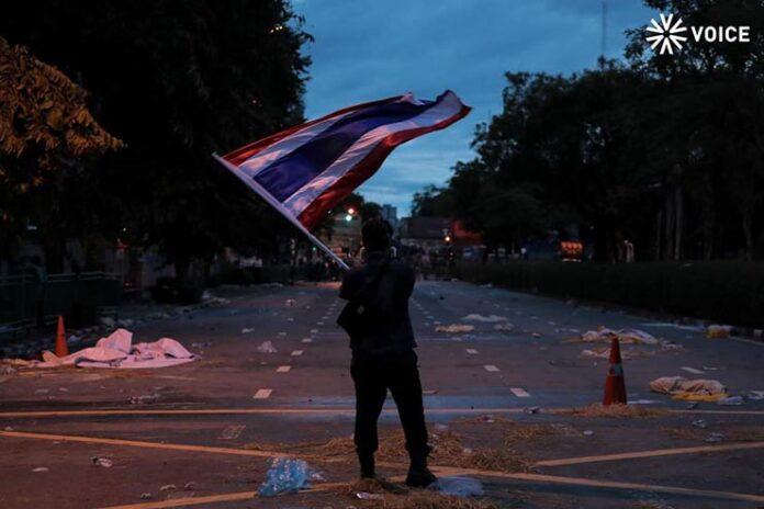 tailandia protesto regime