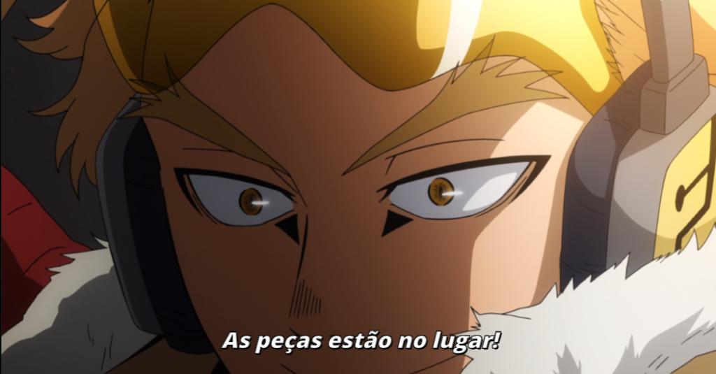 Hawks episódio 107