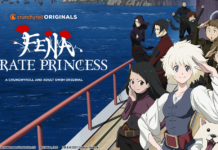Fena: Pirate Princess Thumb
