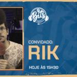 Rik editor Bits podcast