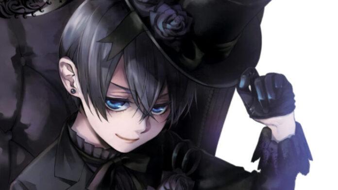 Black Butler Capa