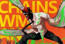 Chainsaw Man capa estúdio mappa