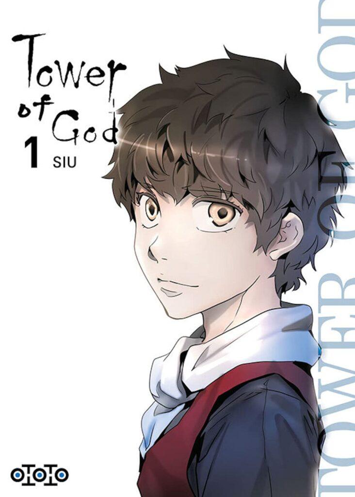 Tower of God Manhwa