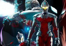 Ultraman capa