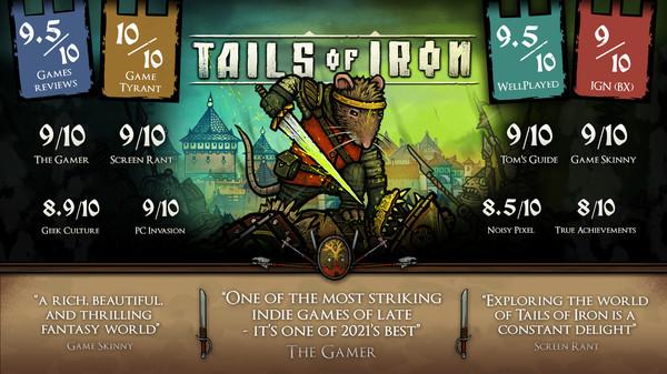Tails of Iron imagem 1