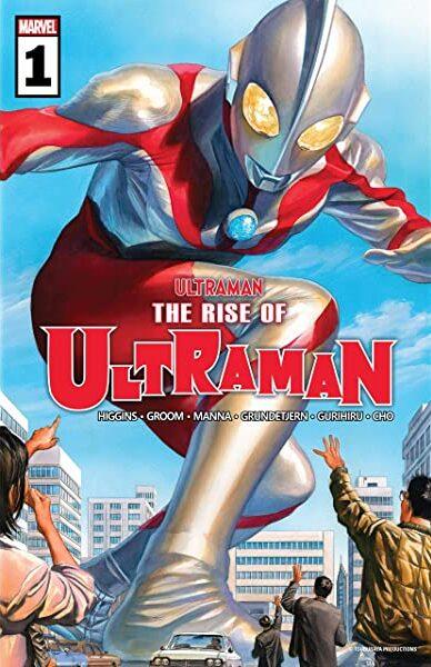 Ultraman a Origem de Ultraman