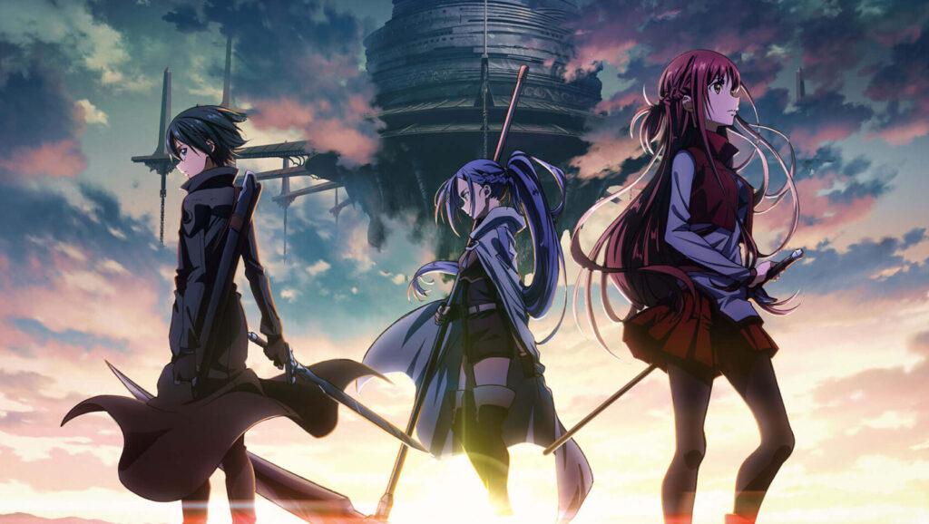 Sword Art Online Filme Pôster
