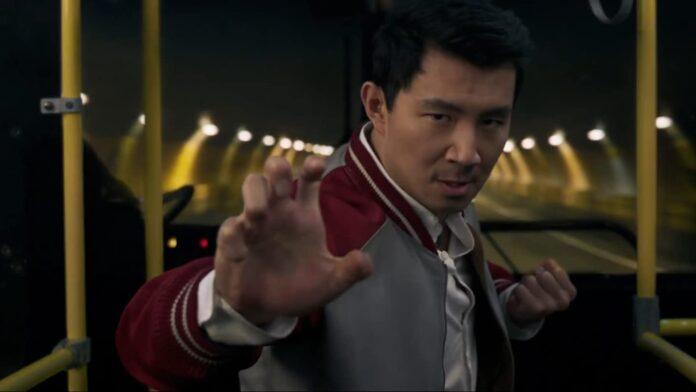 Shang-Chi capa