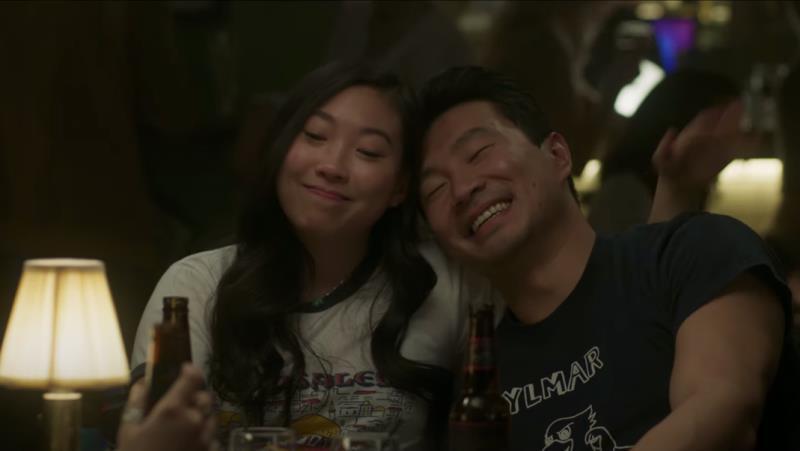 Shang-Chi e Katy