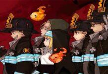 Fire Force final