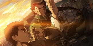 Shenmue The Animation Capa